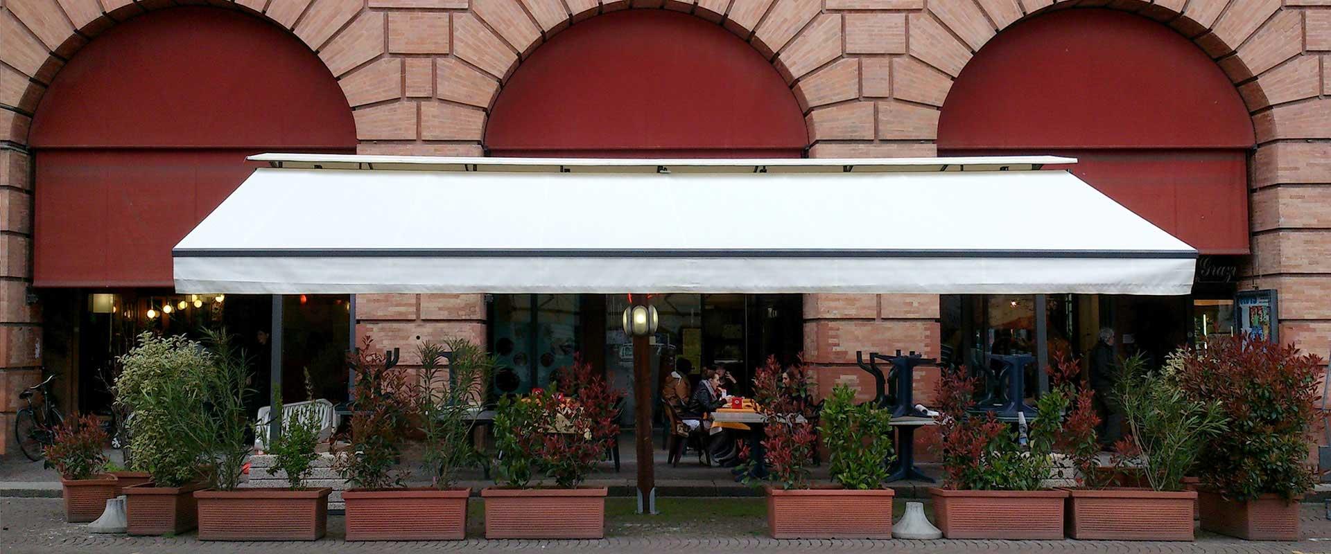 tendaggio ristorante