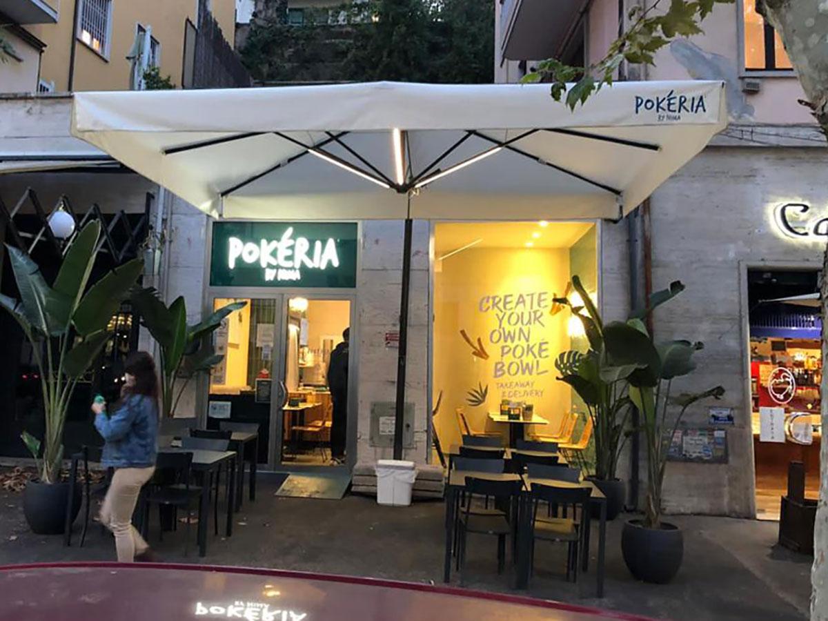 Installazione Ombrellone Roma