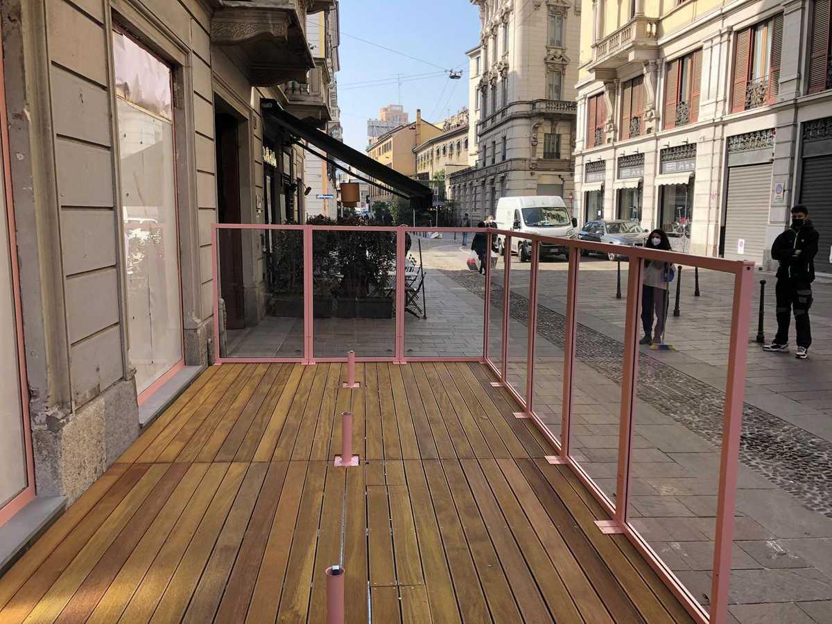 Installazione Milano