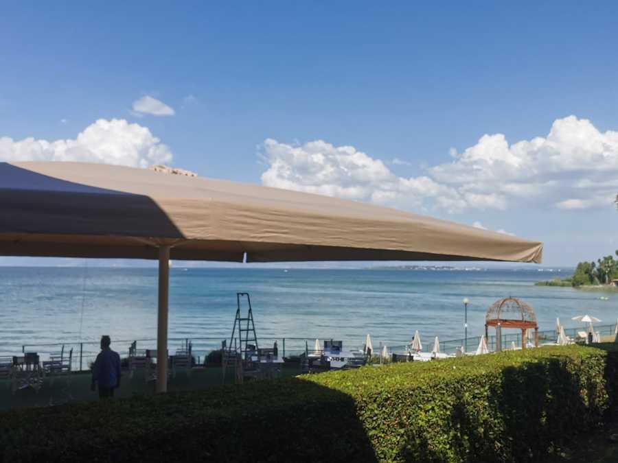 Installazione Lago di Garda