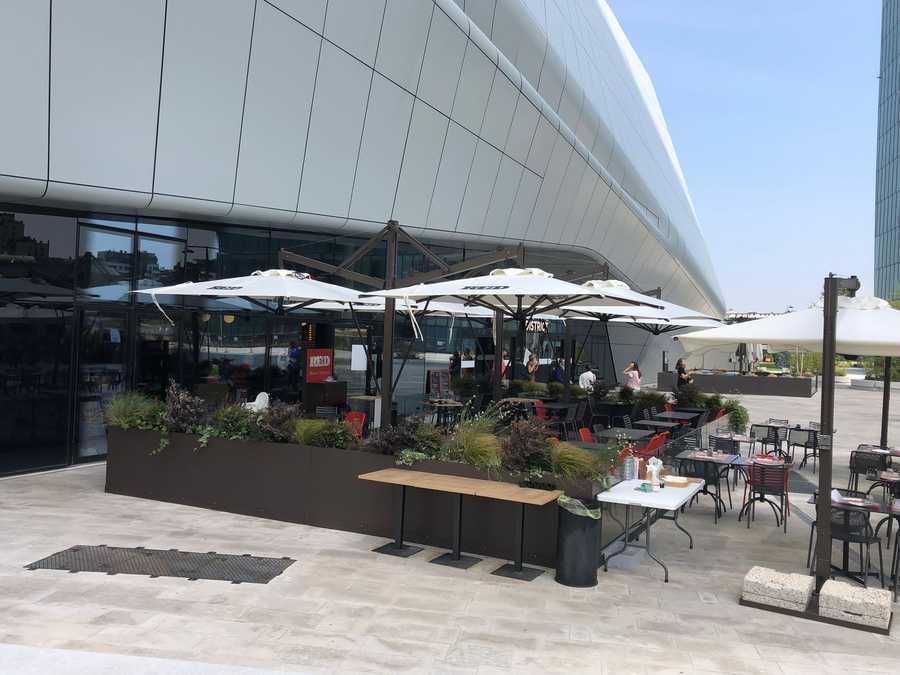 Installazione City Lite Milano